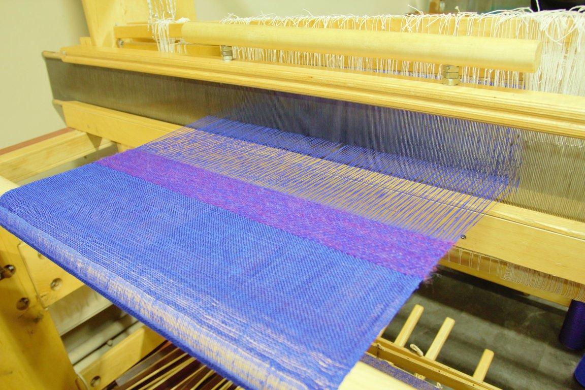 手織りリネン