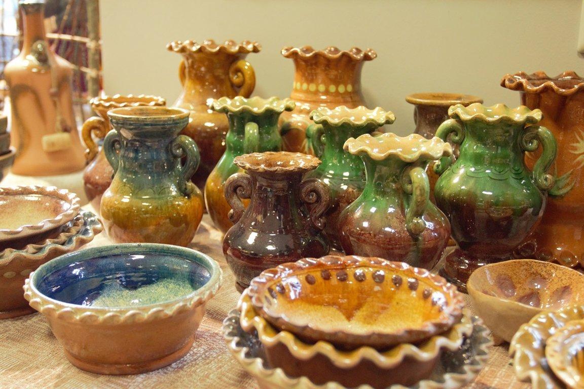 Ceramics (Pottery)